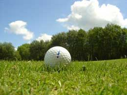 Regular golfing activity for members in Ipswich