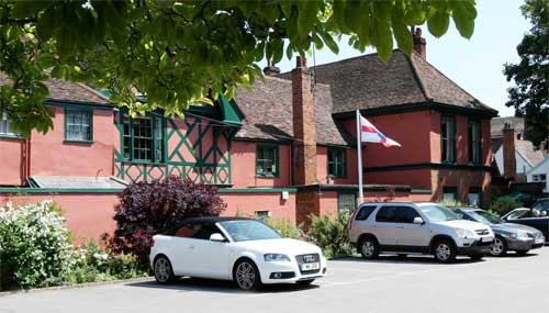 The Ipswich and Suffolk Club - one of Suffolk's best kept secrets