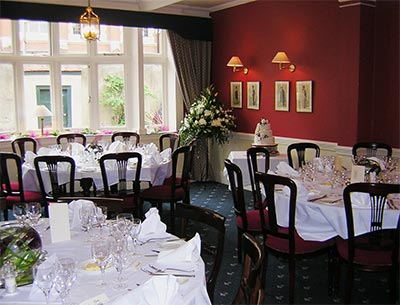 Wedding venue in the heart of Ipswich - The Ipswich and Suffolk Club